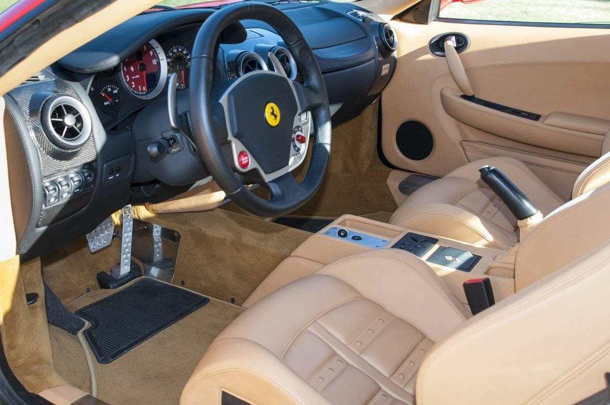 2005 ferrari f430 coupe dsc9516 vanachro Images